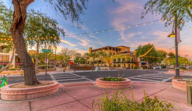 Downtown Scottsdale, AZ