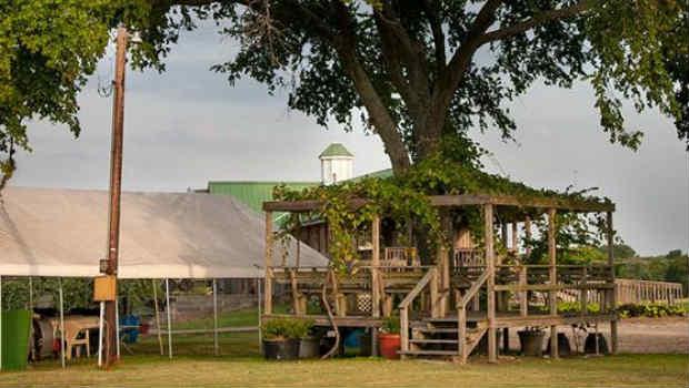 Pleasant Hill Winery in Brenham, Texas