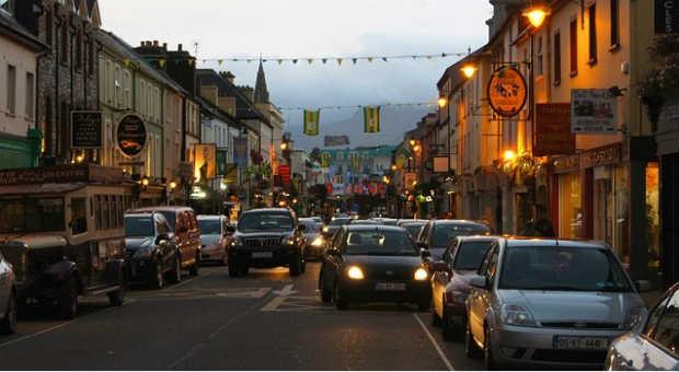 Killarney Ireland city