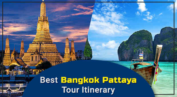 best Bangkok Pattaya tour itinerary