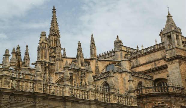 Catedral de Sevilla in Seville