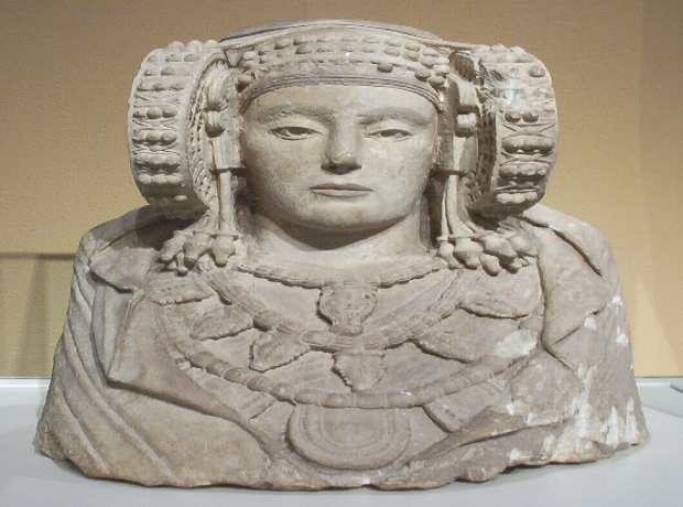 archeological museum lady of elche