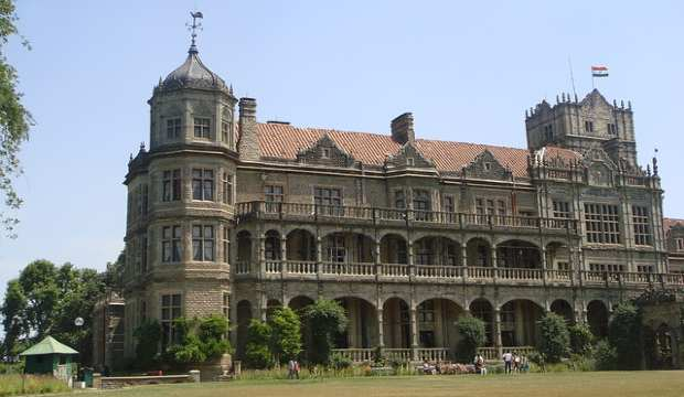 Shimla architecture in India