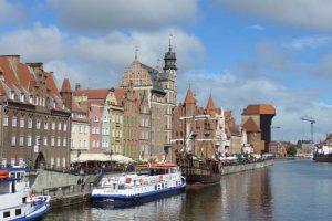 Gdańsk Poland Gdansk old port