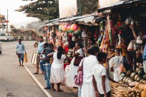 supermarket in Sri Lanka