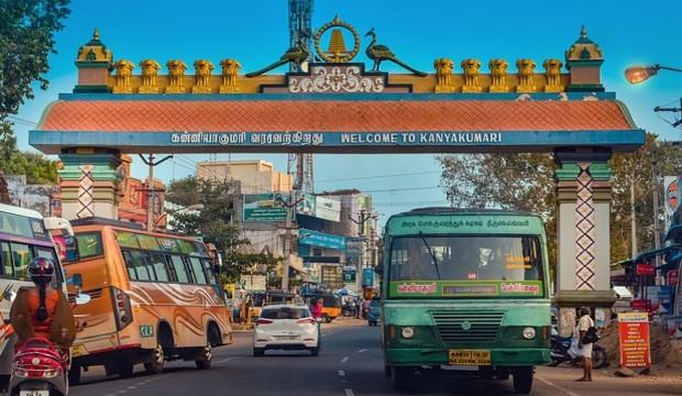 welcome to Kanyakumari