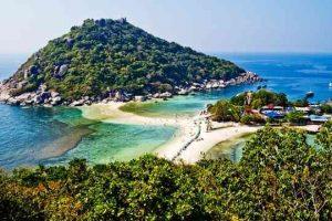 Koh Tao Thailand Koh nang yuan